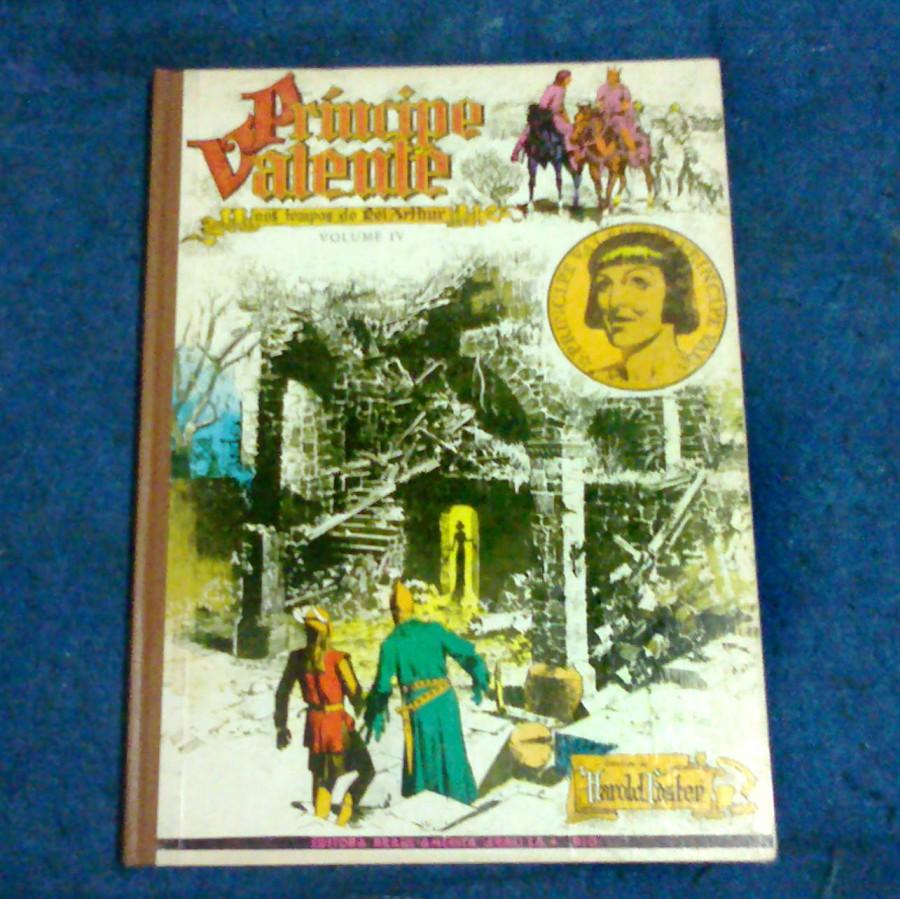 principe-valiente-hal-foster-ediciones-Brasil-america