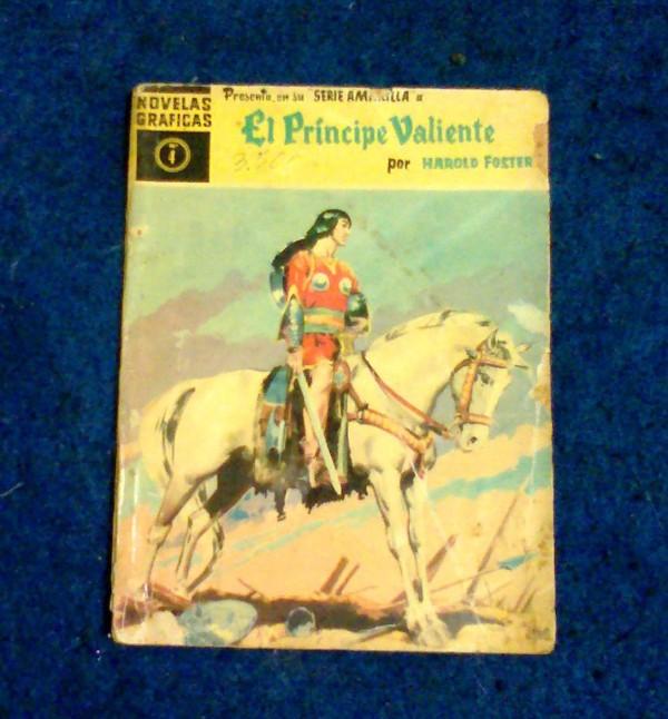 principe-valiente-hal-foster-novela-grafica
