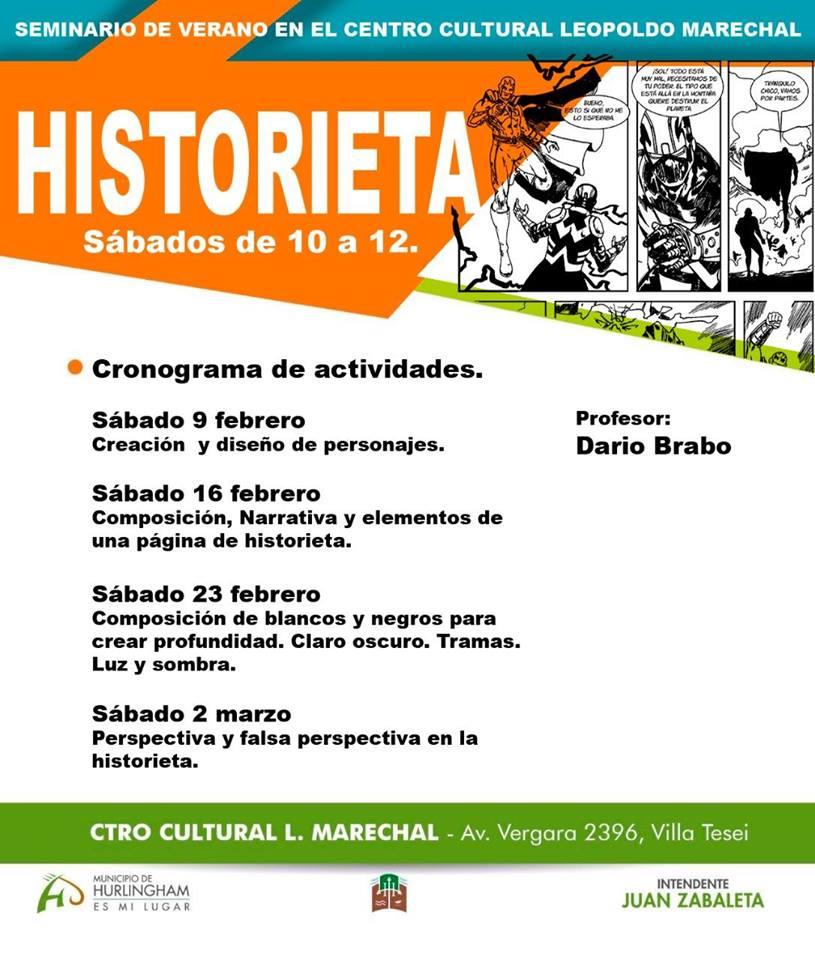 seminario-verano-historieta-leopoldo-marechal