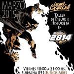 2019-03-01 Clase Gratuita Taller Leo Castellani en Sector 2814