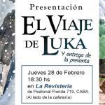 Presentacion el viaje de luka