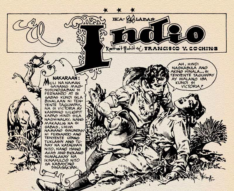dibujantes-filipinos-coching-indio