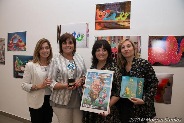 premios bd 2019 - premio homenaje a mordillo-gcomics