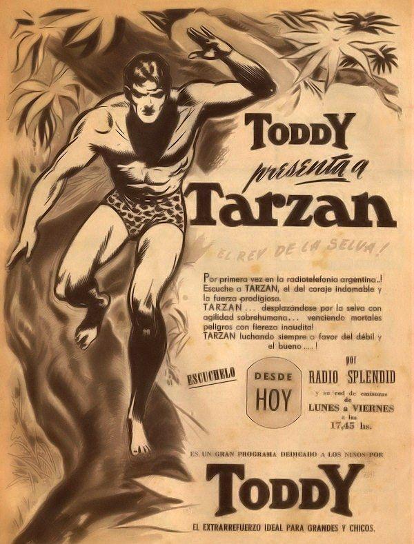 la-radio-y-la-historieta-tarzan-radio-splendid-toddy
