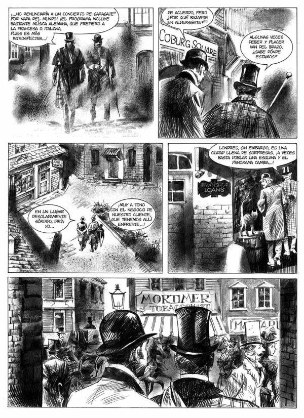 sherlock-holmes-y-el-comic-aventuras-giancarlo-berardi-giorgio-trevisan