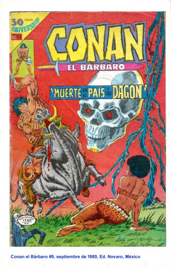 editorial-novaro-conan-9-1980-mexico-portada