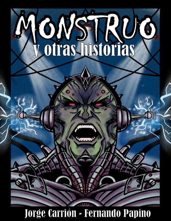 Carrión - Papino - Monstruo y otras historias portada