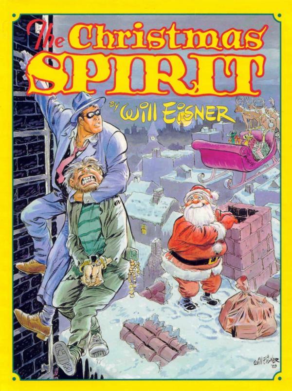 navidad-en-la-historieta-the-spirit-por-will-eisner