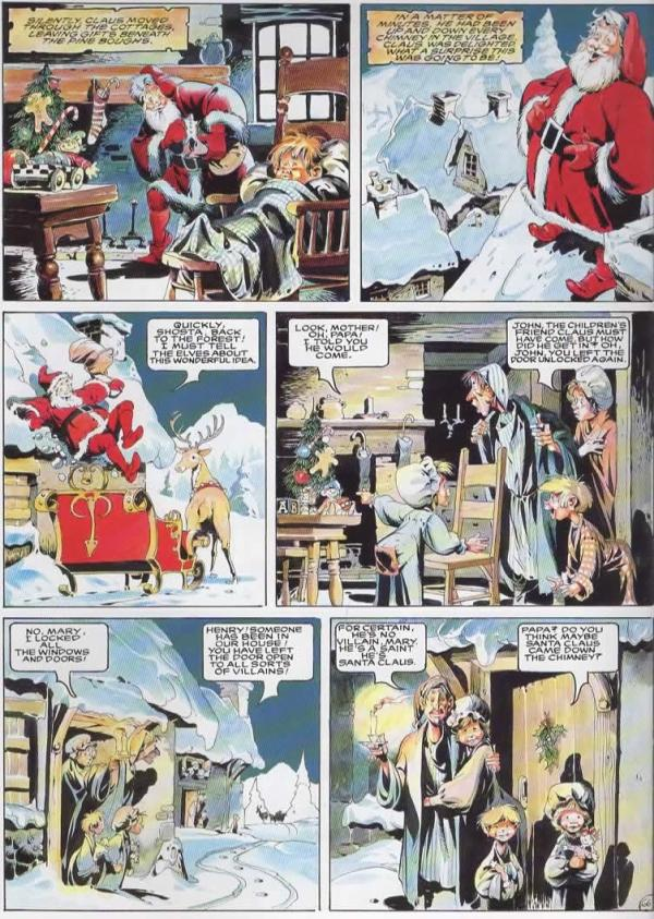 navidad-en-la-historieta-vida-y-obra-de-santa-claus