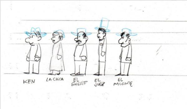 minicurso-leccion07-historieta-western-sombreros-vaquero-diseño-personajes-con-sombreros