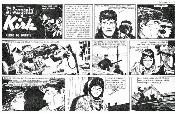 minicurso-leccion07-historieta-western-sombreros-vaquero-sargento-kirk-hugo-pratt-oesterheld