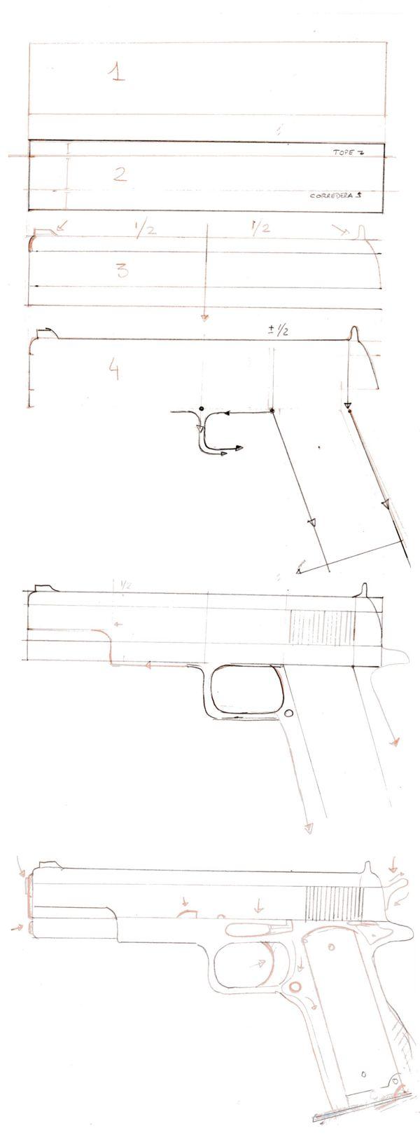 trabajo-practico-04-historieta-policial-armas-pistola-paso-a-paso-flip
