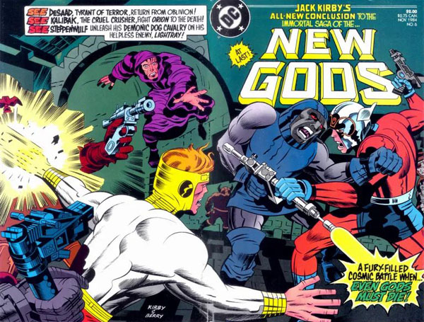 Los-nuevos-dioses-jack-kirby-the-new-gods-batalla
