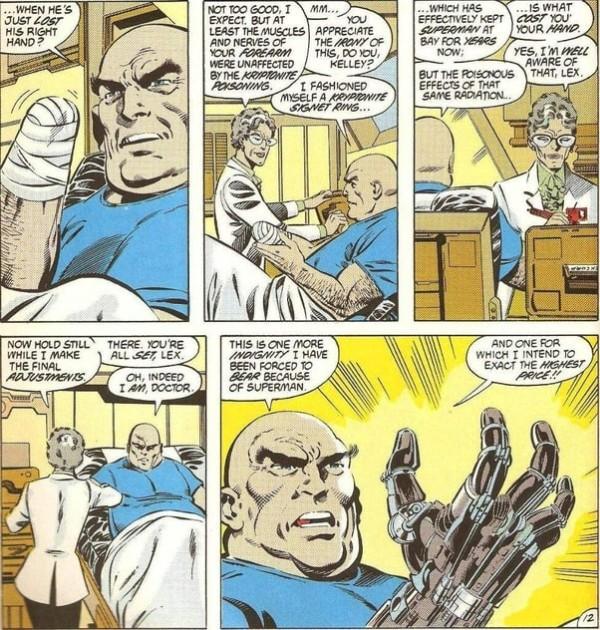 309-la-historia-de-lex-luthor-mano-bionica