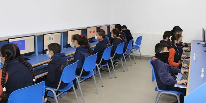 تفعيل مختبر الحاسوب