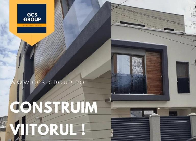 Firma constructii case moderne bucuresti