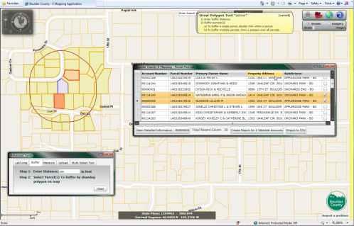 GIS Property GIS Map