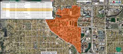 Property Owner Map Selection Tools