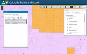 Colorado State Land Board manages millions of acres of state lands