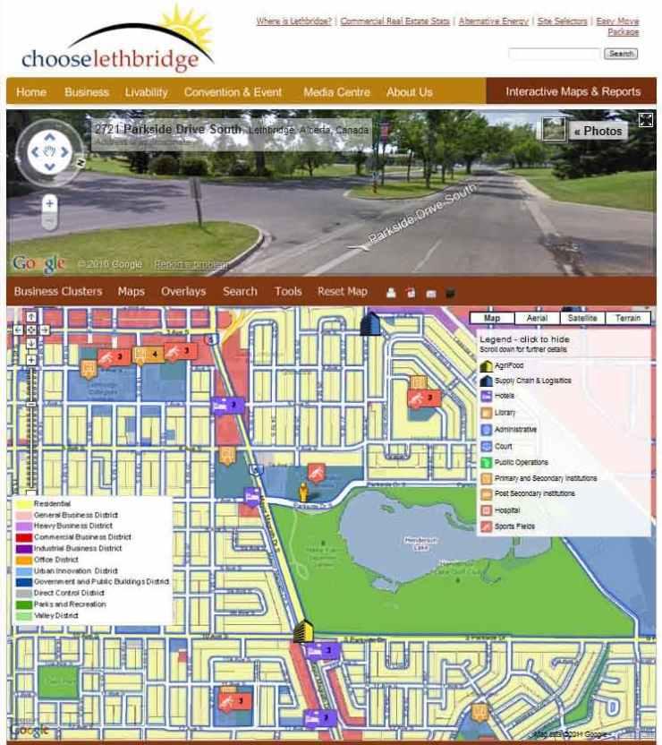 Lethbridge_Streetview_portal