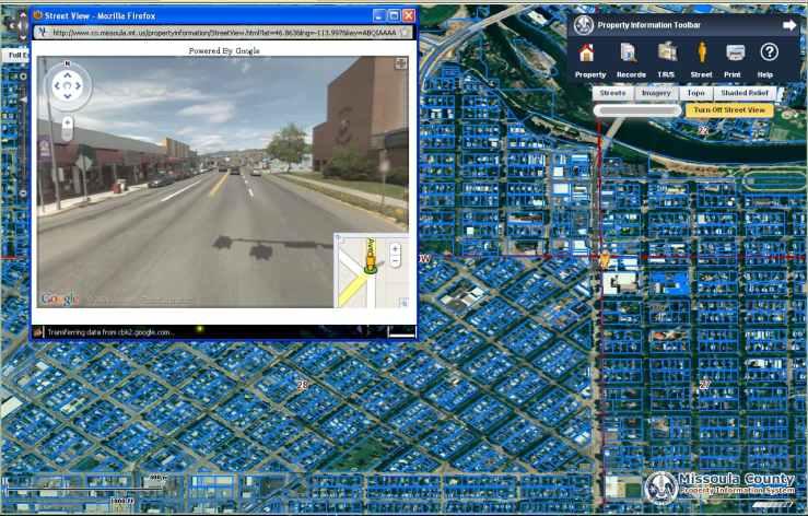 StreetView and Esri ArcGIS