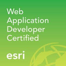 GCS Esri Web Application Developer Certification