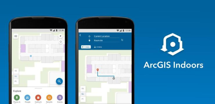 Esri ArcGIS Indoors - An indoor mapping system for connected workplaces