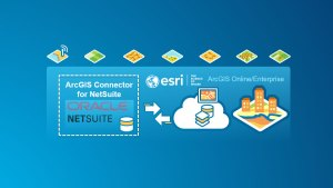 Esri ArcGIS Connector for Oracle NetSuite