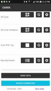 NetSuite Asset Mobile App
