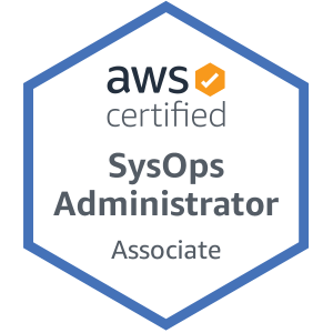 GCS AWS SysOps Administrator and ArcGIS certified professionals.