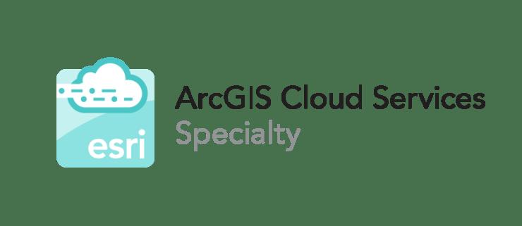 GCS ArcGIS Cloud Services