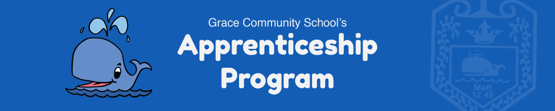 GCS Apprenticeship Program Banner
