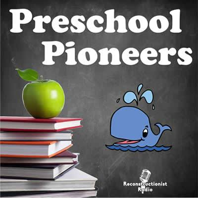 Preschool Pioneers Cover Art