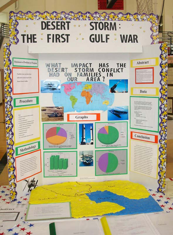 2009 Social Studies Fair Photo Gallery