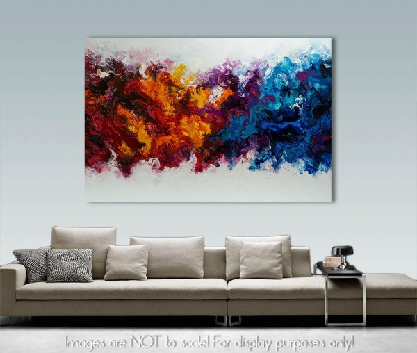 Elegance 9 - Acrylic Abstract Painting