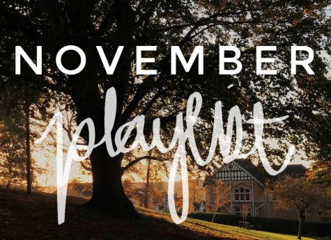 Music of the Month – December's Playlist