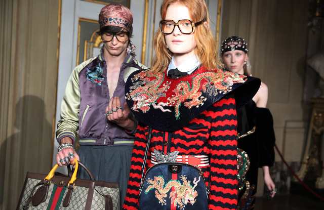Exclusive+pictures+of+the+Gucci+Resort+2018+show+in+Florence