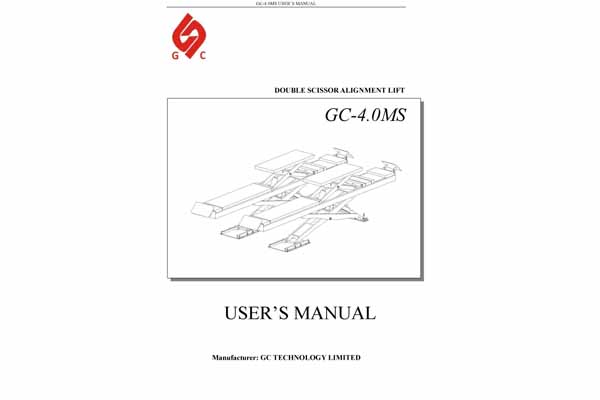 Downloads/User's Manual/GC Technology Limited