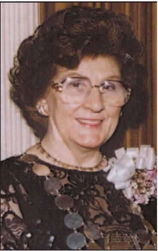 Anna Monahan McElroy, 1986 Honoree