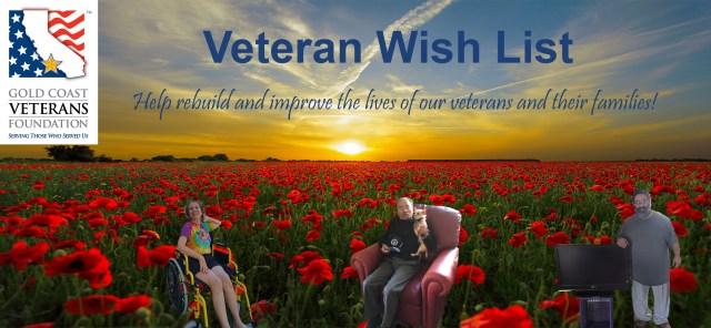 Veteran Wish List