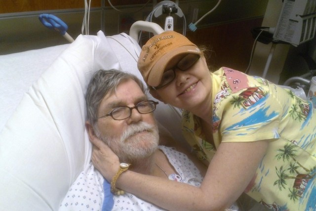 Sandy, a Homeless Widow of a Vietnam Veteran