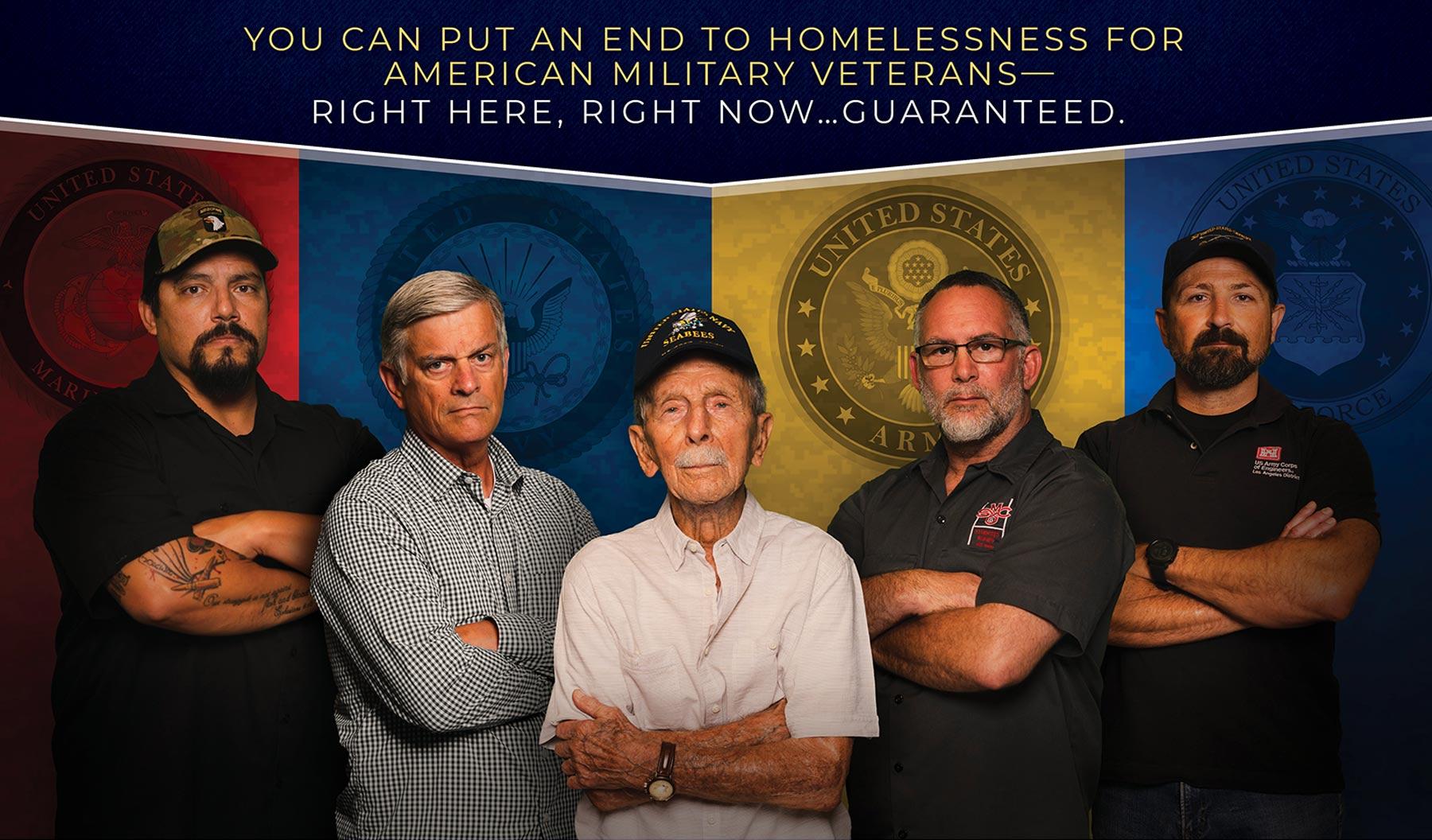 Veterans Village, Vin Scully Veterans