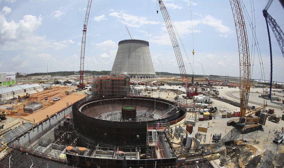 Plant Vogtle - The Telegraph