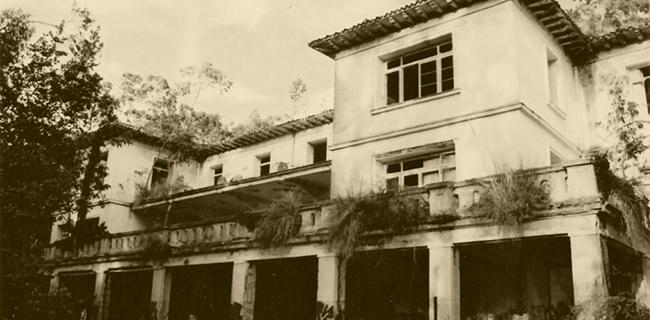 Sanatorio Isla Pedrosa