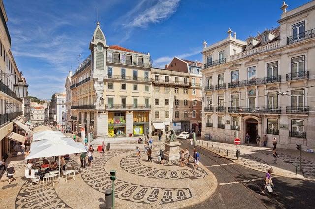 Barrio Chiado en Lisboa - 2020 | Todos los tips!
