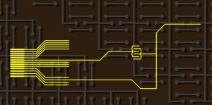 5.1 Kapaksız Esnek Tek yüzlü Membrane Switch