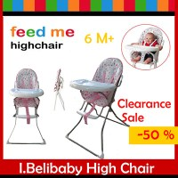 Qoo10 - -50% OffI.Belibaby fold-able baby high chair for ...