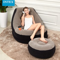 Intex Sofa Chair Replacement Cushions For Qoo10 Furniture Deco