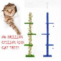 Qoo10 - Cat Tree / Condo / Scratching Post / Climbing Pole ...