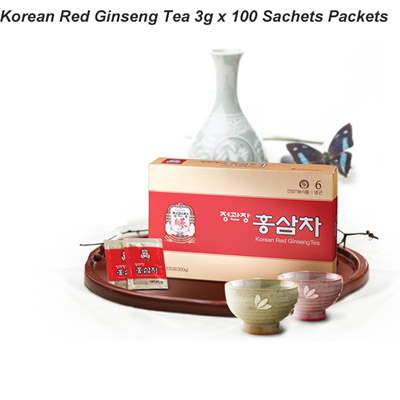 Image Result For Where To Buy Korean Red Ginseng Tea